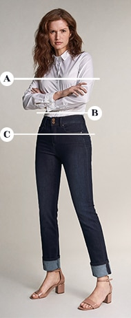 Woman Size Guide